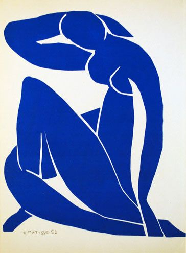 blue lady by matisse3e67f790b929b26f8b7e49005421bdd8