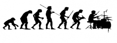 evolution-men