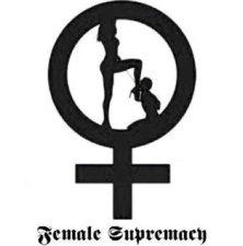 femake supremacy symbol C4k6J4iWEAEuVr3