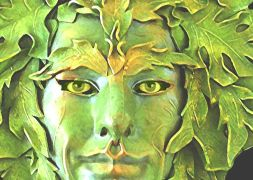 green-man-legend